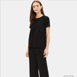 Eileen Fisher System Jersey T-Shirt (M)